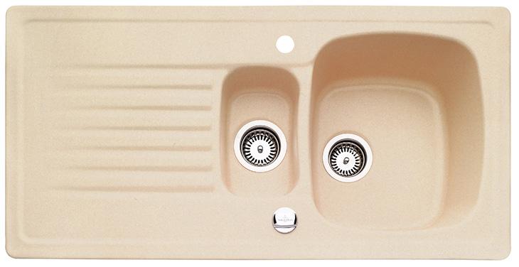 die villeroy boch keramik einbausp le targa 60 zum unschlagbaren preis. Black Bedroom Furniture Sets. Home Design Ideas