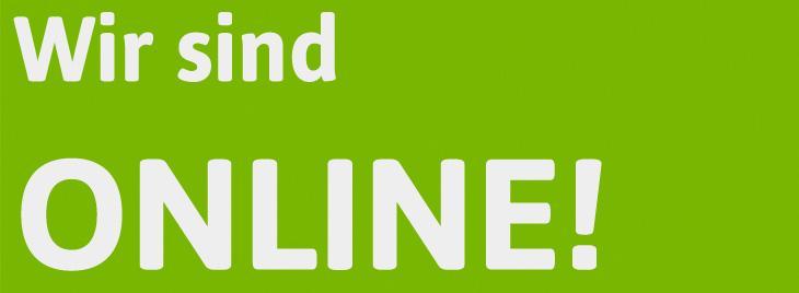 Wir sind endlich online - die hometec Wohnwelt mit dem neuen Online Shop