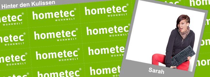 Social Media Managerin Sarah Goldmann im Interview über ihren Job bei der hometec Wohnwelt