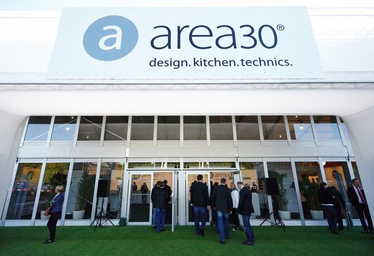Area30 Fachmesse in Löhne für Neuheiten und Trends in Küche, Design und Technik