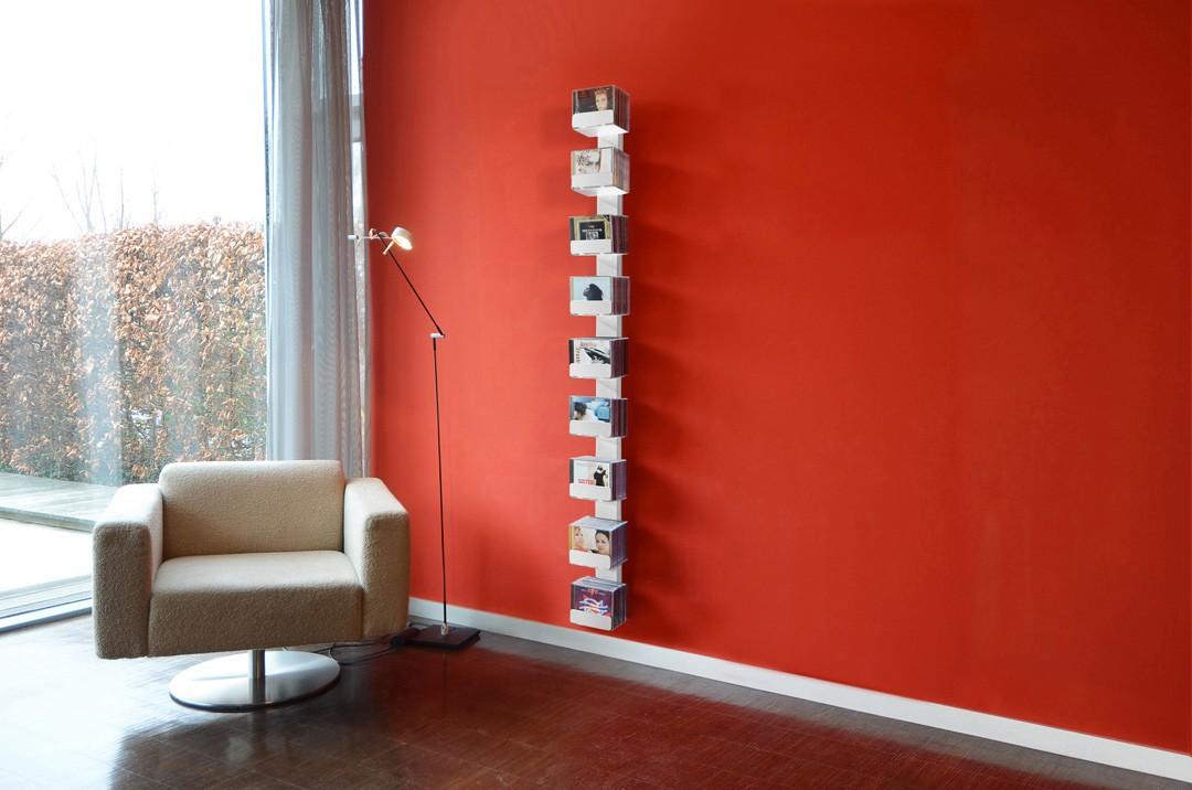 Ikea Hemnes Wandregal Weiss ~ designer cd wandregal  Radius Design Wandregal CD Baum Wand Groß