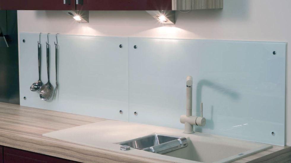 beautiful küchen wandverkleidung glas pictures - house design