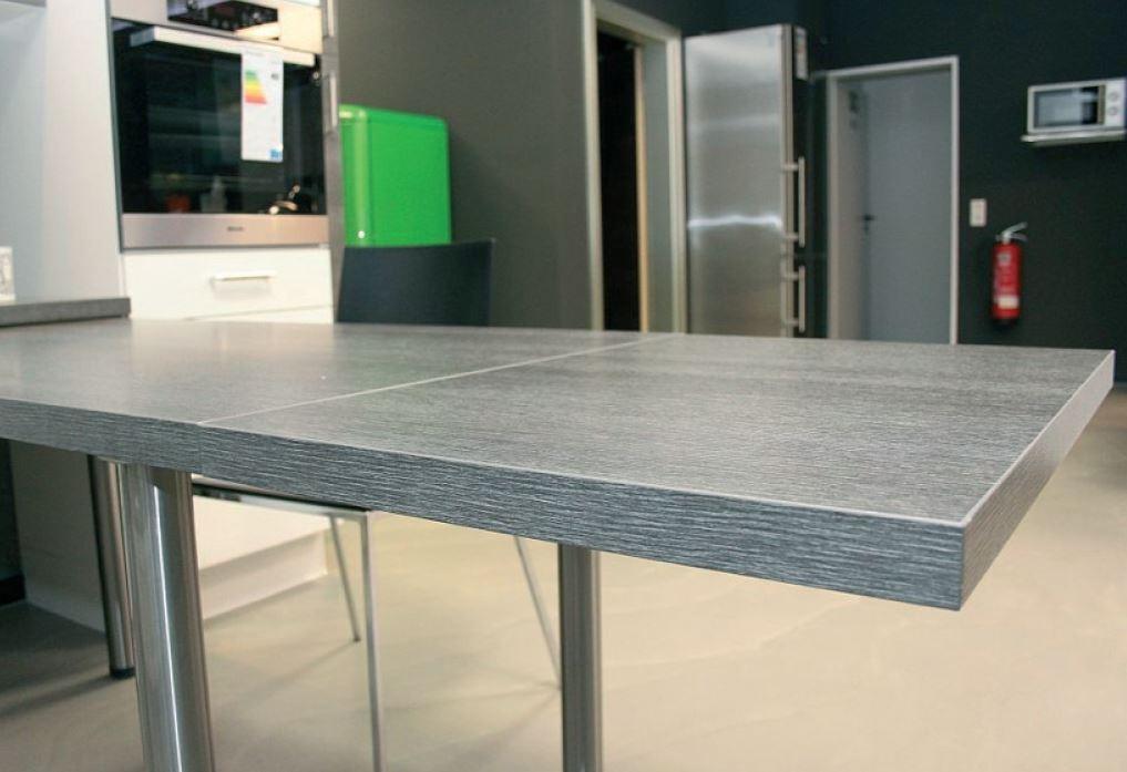 tischplatten unterbauset verl ngerung eiseitig. Black Bedroom Furniture Sets. Home Design Ideas
